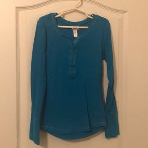 Justice Girl's long sleeved top. Sz 10